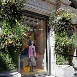 ローマにある各国首脳御用達のネクタイ店