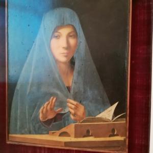 パレルモのミイラと絵画、建築