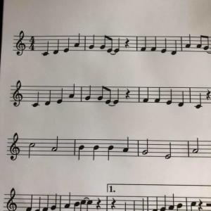 弾きたい曲を弾こう!