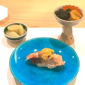 癒しの美しい時間を お寿司と共に。。