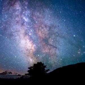 愛の銀河の開き