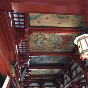 浅草寺の天井絵、見落としていませんか?