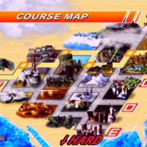 アウトラン2 アウトランSPのアウトランモード ゲーム動画