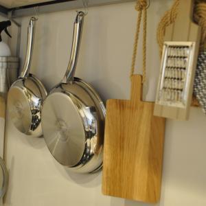 新しくなったキッチンツールとお買い物の続き