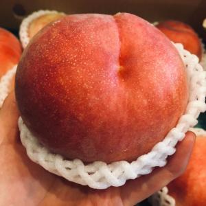 好きな桃、好きなパスタ