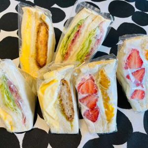サンドイッチやさん(Three Kon Cafe)