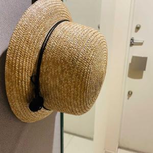 田中帽子店さんの麦わら帽子