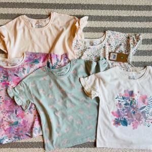 【英国ブランドnext購入品】子供服、キッチンリネン とか。
