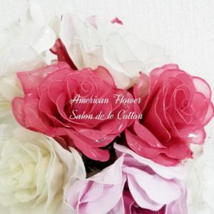 プレ花嫁さんのご希望のお花