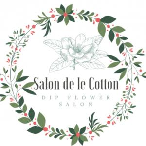 Salon de le Cottonのロゴのご紹介