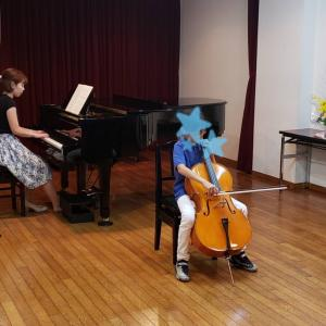 リアンバイオリンチェロ教室 第6回おさらい会