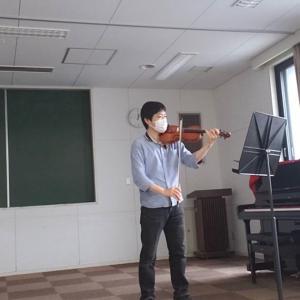 """""""第4回リアンバイオリンチェロ教室おさらい会"""""""