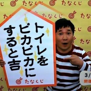 ☆ 2019 ☆ 3/ 11 ~ 3/17  の 開運たなくじ