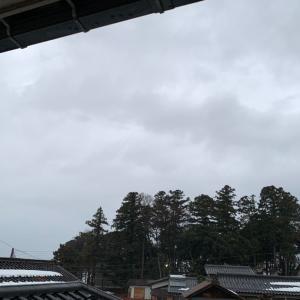 あああ〜雨の土曜日!(笑っ)