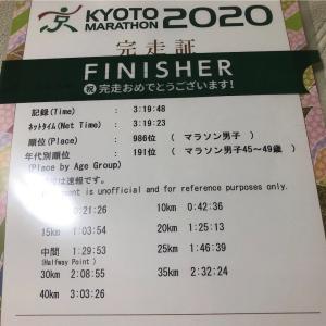 【遅報】京都マラソン