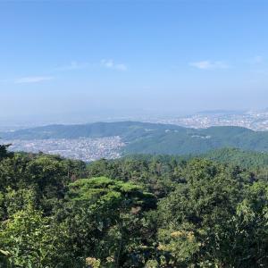 山練〜大文字山、比叡山