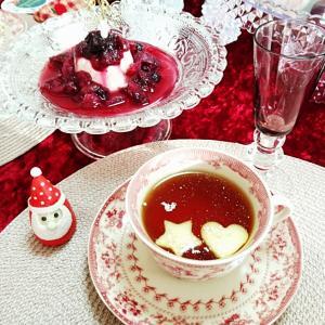【お知らせ】クリスマスティーパーティーしますよ〜