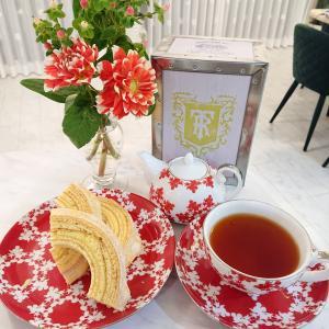 11月1日は「紅茶の日」(^-^)のティータイム☕✨(^-^)v