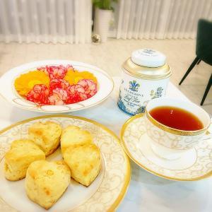 チャールズ皇太子の紅茶〜(^-^)