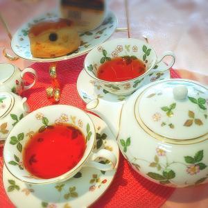 【お知らせ】美味しい紅茶の淹れ方のお茶会レッスン開催しまーす(^-^)