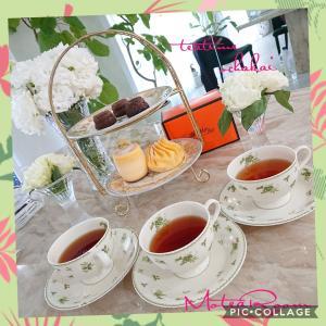 【お知らせ】今年の紅茶の日イベント!は4大銘茶 + α のお茶でアリスのティーパーティー