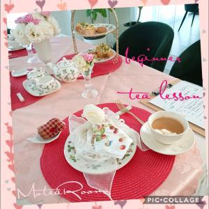 美味しい紅茶の淹れ方レッスンは、淹れ方だけじゃな〜い!紅茶のことがよくわかるレッスンなんです!