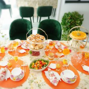 【再・お知らせ】改めまして、「紅茶の日」イベント企画ティーパーティーのご案内です!