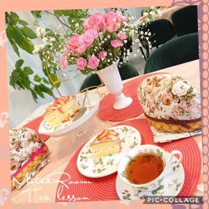 【レッスン報告】週末は、美味しい紅茶の淹れ方基本のキ!レッスンお疲れ様でした(^_^)