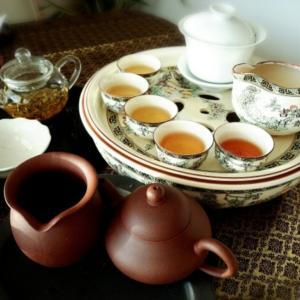 【中国茶のお茶会のお知らせ】烏龍茶をいろいろ飲んでみましょう(^_^)
