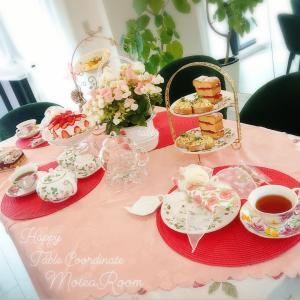 【心華やぐテーブルコーディネート】美味しい紅茶の淹れ方「基本のキ」のレッスンでした(^-^)