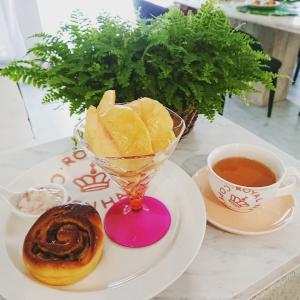 ネパールの紅茶でティータイム〜☕✨
