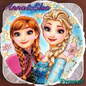 『アナ雪2』ついに本日公開☆おめでとうのイラストケーキ☆