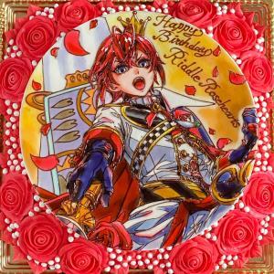 真っ赤なバラに囲まれた…リドル・ローズハート誕生祭2021♡