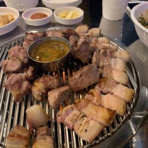 「韓国生活」美味しいお肉屋さん&美白キットのリアルレビュー