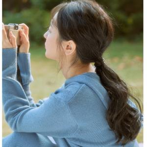 【韓国ビューティー】スタイル変身可能ポニーテールウィッグ♡