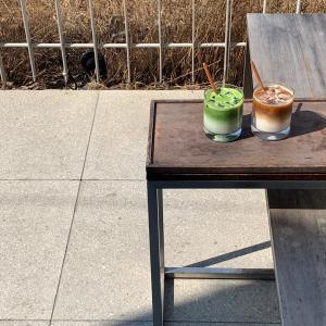 【韓国カフェ】ユニークなビューポイントのソチョンカフェ