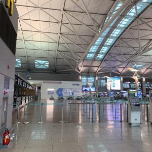 【韓国情報】空港こんなことになってた°ㅁ°