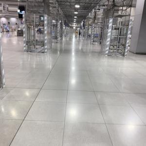 【韓国情報】空港こんなことになってた°ㅁ°③