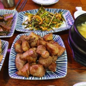 【韓国グルメ】美味しすぎたイベリコ豚♥