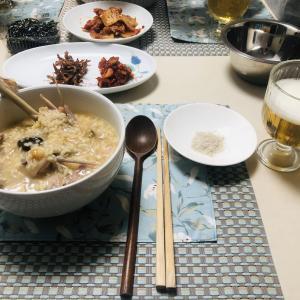 """【韓国グルメ】~Twitter再活動開始!~妊婦さんも好んで食べる栄養たっぷり""""ヌルンジぺクス"""""""