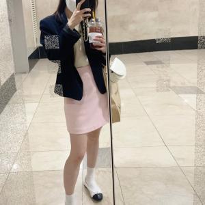 「韓国ファッション」韓国アラサーの曜日別コーデ&40%OFFするトート35とは?