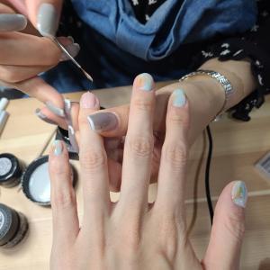 【韓国日常】明洞で日本人が経営するネイルショップ♡&BeautyGirls新商品情報❢