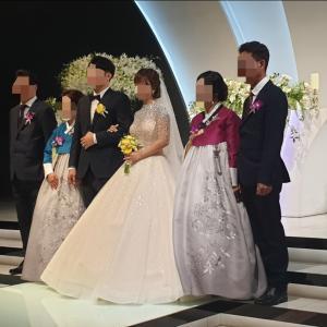 【韓国文化】結婚式文化の違い!韓国の結婚式はこんな感じ♥♥