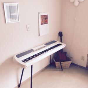 町田英会話のピアノ