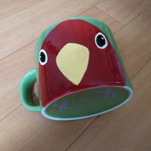コザクラインコ マグカップ
