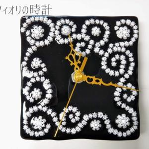 今月のミルフィオリの時計♪