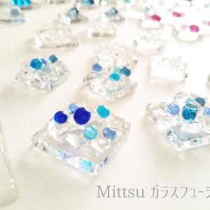 【好評!】ガラスフュージングの体験レッスン