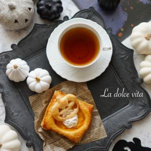 Halloween Tea time ❤️
