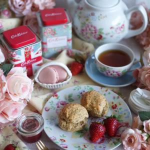 Cath Kidston Cream Tea ❤️