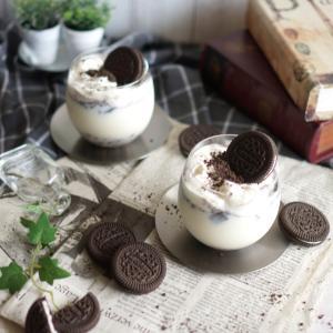 おうちcafe style ❤️ Oreo milk
